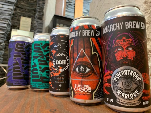 Anarchy Brew co