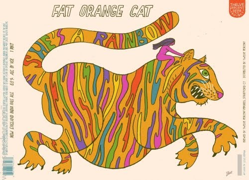 Fat Orange Cat