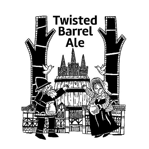 Twisted Barrel