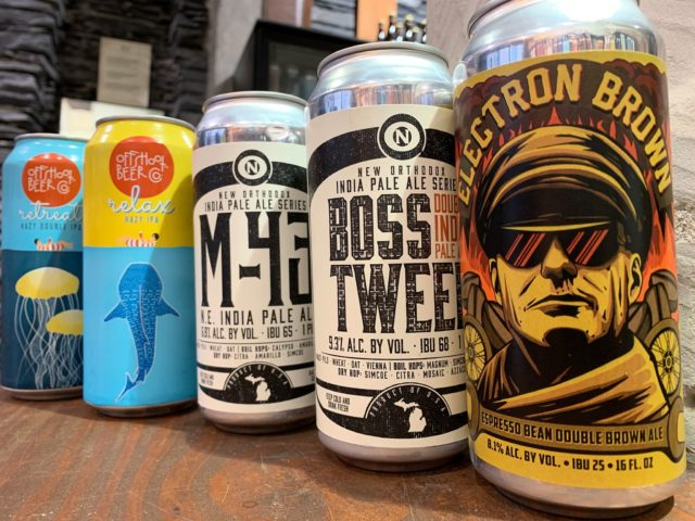 Old Nation & Offshoot Beer Co
