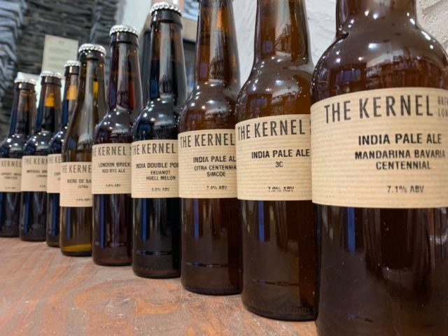 London Calling !! Kernel Brewery