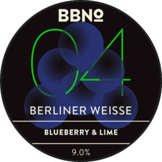 Blueberry Lime